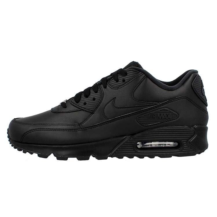 innovative design b1368 8da50 Buty Nike Air Max 90 Leather 302519-001 Kliknij, aby powiększyć ...