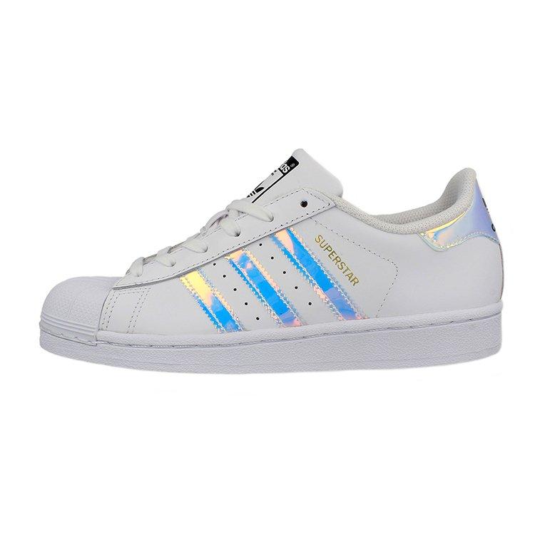 znana marka Cena obniżona o rozsądnej cenie Buty adidas Superstar Hologram AQ6278