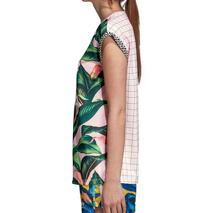 Koszulka adidas Tee Multicolor DH3052