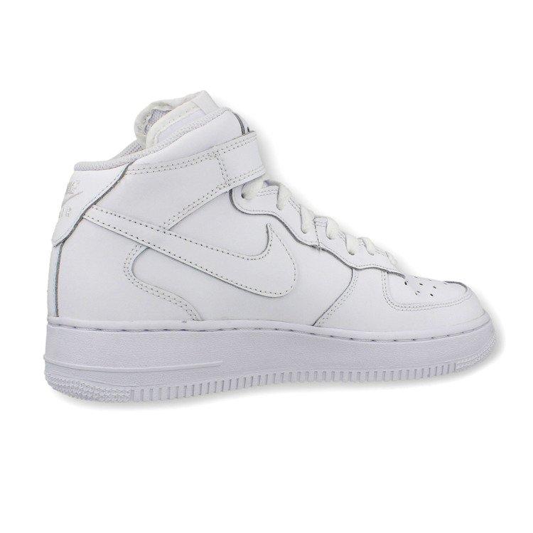 Nike Air Force 1 Mid 314195 113 Buty młodzieżowe za kostkę