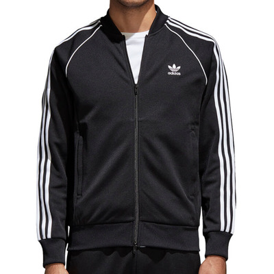 Bluza męska adidas Superstar Track CW1256