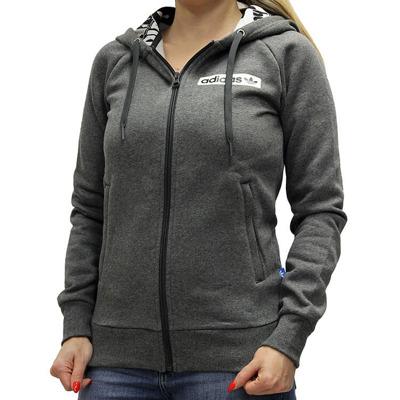 Bluza damska adidas Full Zip Hoodie BR6331