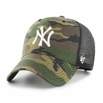 Czapka 47 Brand New York Yankees Camo Branson