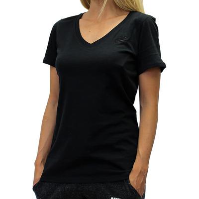 Koszulka Nike NSW V-Neck Futura 889548-010